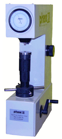 Rockwell 900-345 Superficial Analog Hardness Tester