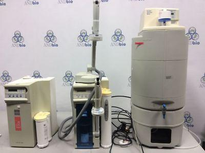 Millipore - Milli-Q Synthesis A10 & Elix 5 UV Water Filtration System