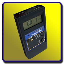 Inspector Handheld Radiation Alert Detector