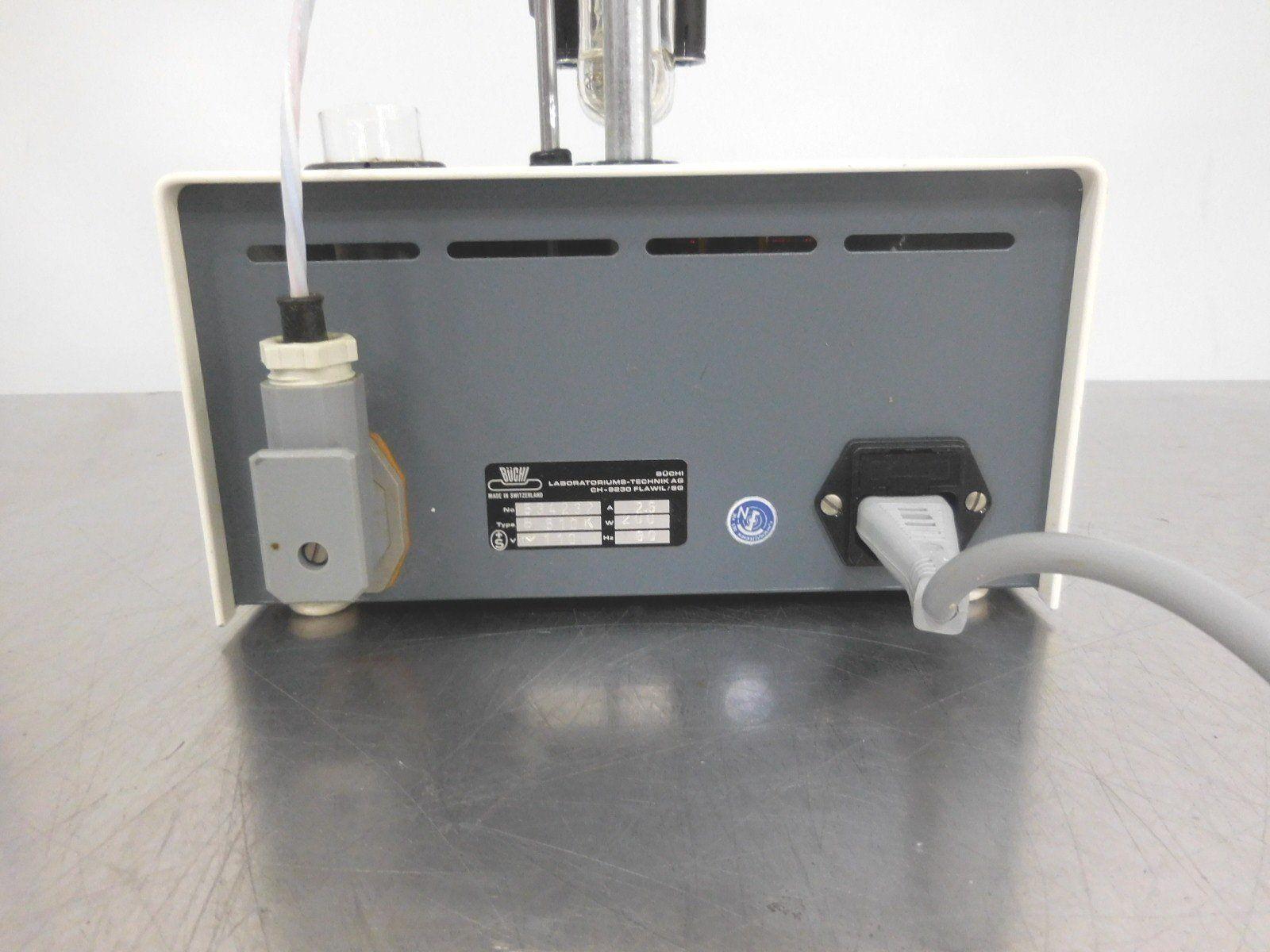 R124373 Buchi 510 Melting Point Apparatus B510K