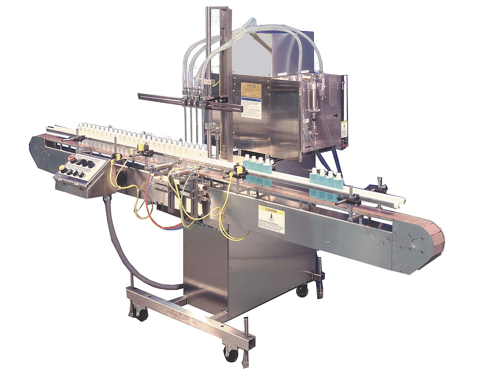 Filamatic Synchromat Automatic Liquid Filler