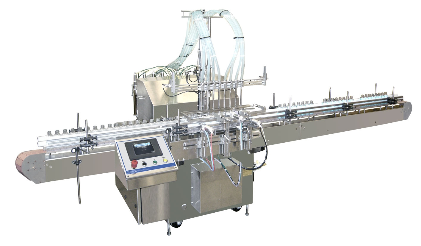 Filamatic V Series Automatic Filling Machine