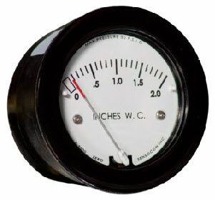 Sensocon Series S-5000 Differential Pressure Gauge