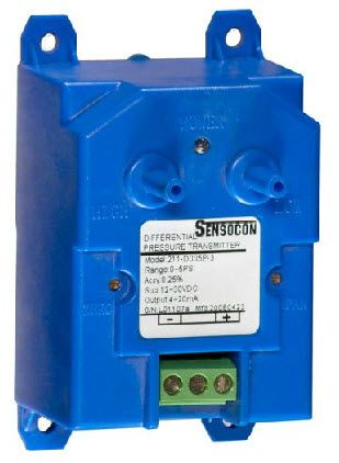 Sensocon Series 211 Differential Pressure Transmitter
