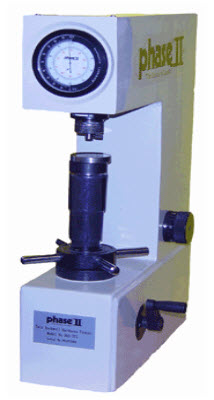 PHASE II 900-375 Rockwell Twin Hardness Tester