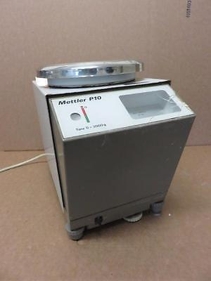 Mettler P10 Top-Loading Precision Balance Scale- Parts