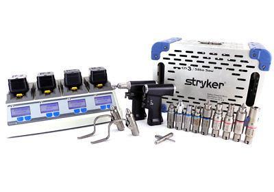 Stryker 4300 Cordless Driver 3 Master Set