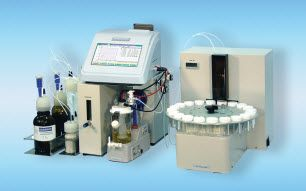 JM Science  AQUACOUNTER AQL-2320 Titration System