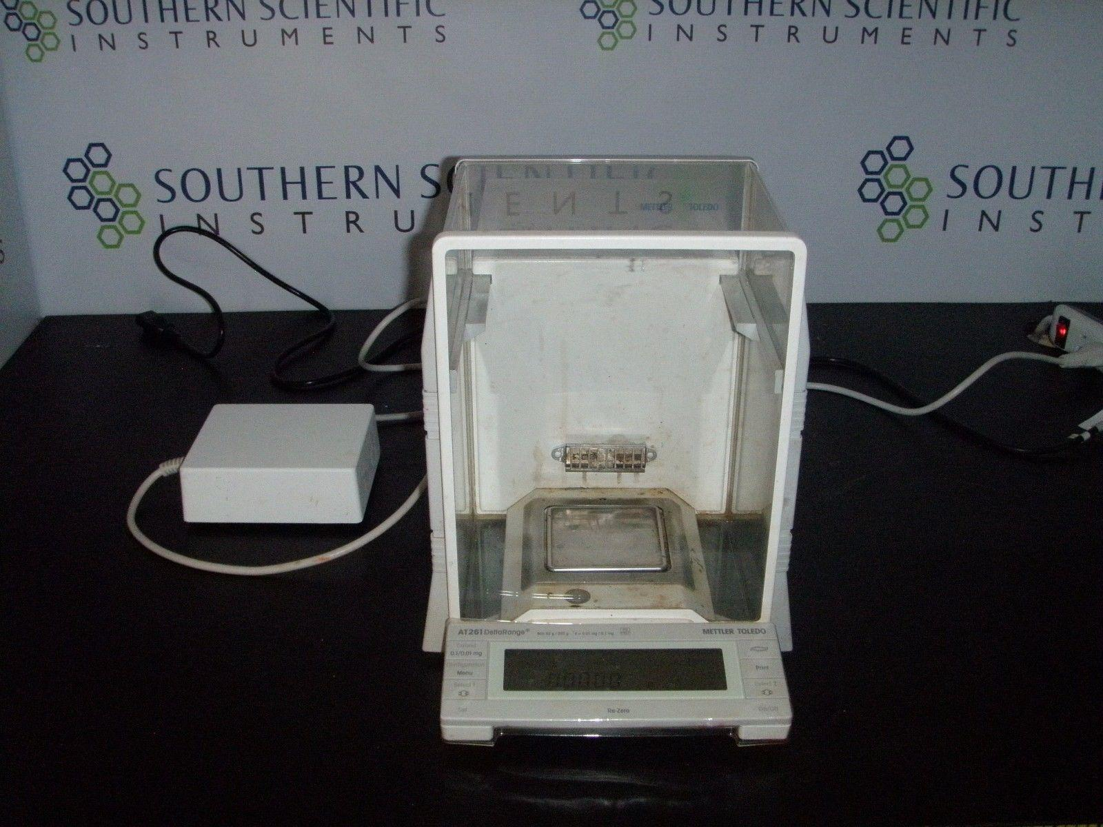 Mettler Toledo  AT261 Delta Range Analytical Balance
