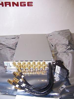 7339 PICKERING 40-726-511-L PXI MATRIX Config.12x8 RF Coax Matrix 50 Ohm SMB