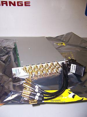 7341 PICKERING 40-726-511-L PXI MATRIX Config.12x8 RF Coax Matrix 50 Ohm SMB