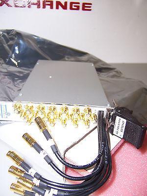7335 PICKERING 40-726-511-L PXI MATRIX Config.12x8 RF Coax Matrix 50 Ohm SMB