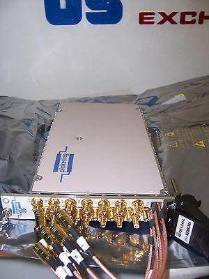 7336 PICKERING 40-726A-511-L PXI MATRIX Config.12x8 RF Coax Matrix 50 Ohm SMB