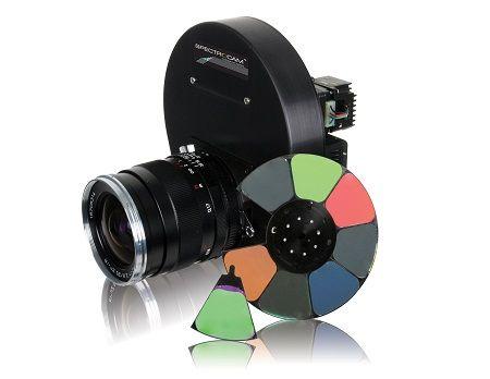 Ocean Thin Films' SpectroCam MSI Camera