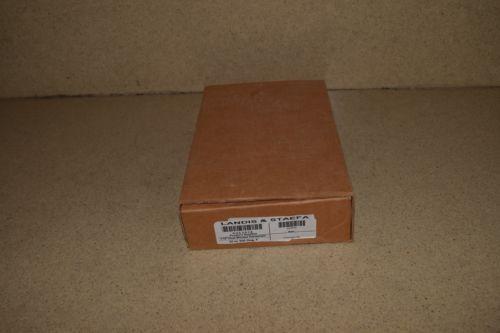 "^^ LANDIS & STAEFA 3 1/2"" FLUSH MOUNTED THERMOMETER P/N 8943934 -NEW"