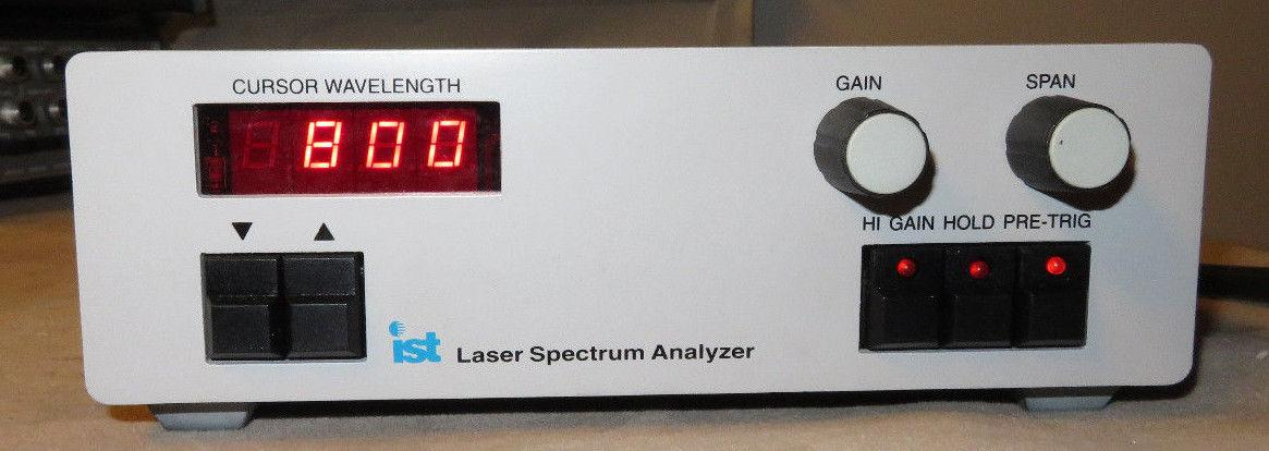 Ist Laser Spectrum Analyzer