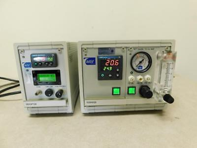 Wave Biotech O2MIX20 O2/ Air Controller w/ DOOPT20 Dissolved Oxygen Monitor- B