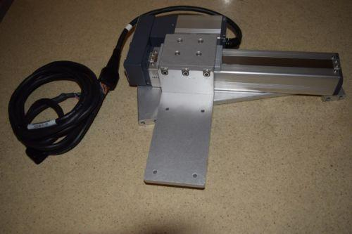 "@@ IAI CORP MODEL RCP4-SA5R-1-42P-6-150-P3-S-ML LINEAR ACTUATOR 12"" L (FF)"