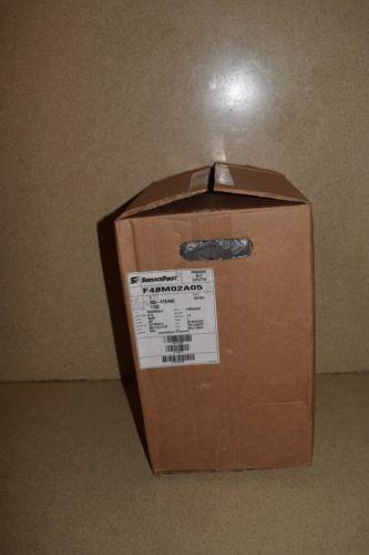 ^^ SERVICE FIRST GENTEQ F48M02A05 20380 415/460 V 1100 RPM FAN MOTOR- NEW!