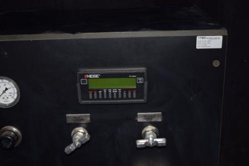 MODAL SHOP MODEL 9903C LOW PRESSURE CALIBRATION SYSTEM -HEISE 150psi   (#1987)