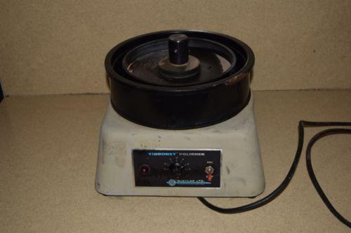 "BUEHLER  VIBROMET 8"" Vibrating Polisher 67-1507-160 (#2)"