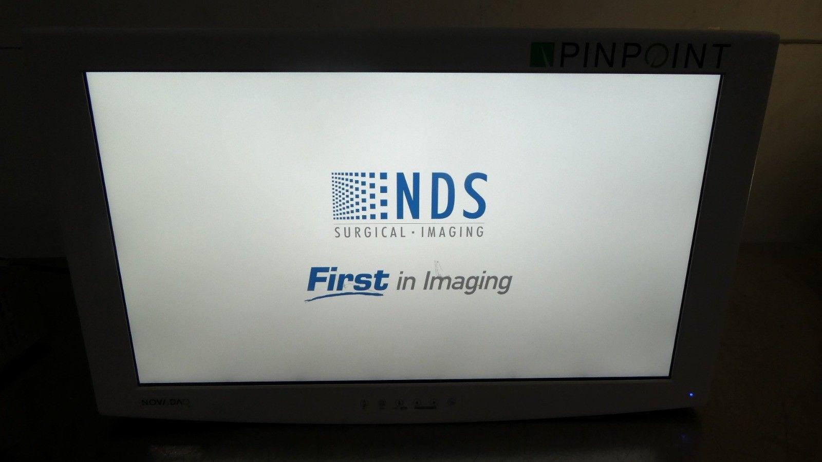 "R156343 Novadaq Pinpoint NDS 26"" Endoscopic Fluorescence Imaging Monitor G2 HB"
