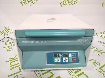 Hettich Instruments Rotofix 32 1205-1 Bench Top Centrifuge