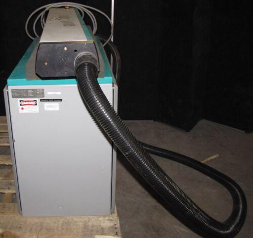 LASAG KLS 246 KLS246 PULSED ND: YAG LASER 208V 3 PH -FINE CUTTING / DRILL(#2672)