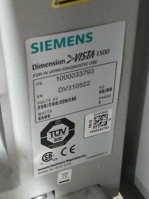 Siemens Medical Dimension Vista 1500 Intelligent Lab System