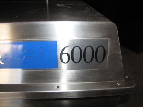 BLAZER 6000 INDUSTRIAL LASER LASERTECHNICS (#2664)