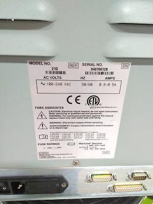 Advanced Instruments FISKE 210 MICRO-OSMOMETER