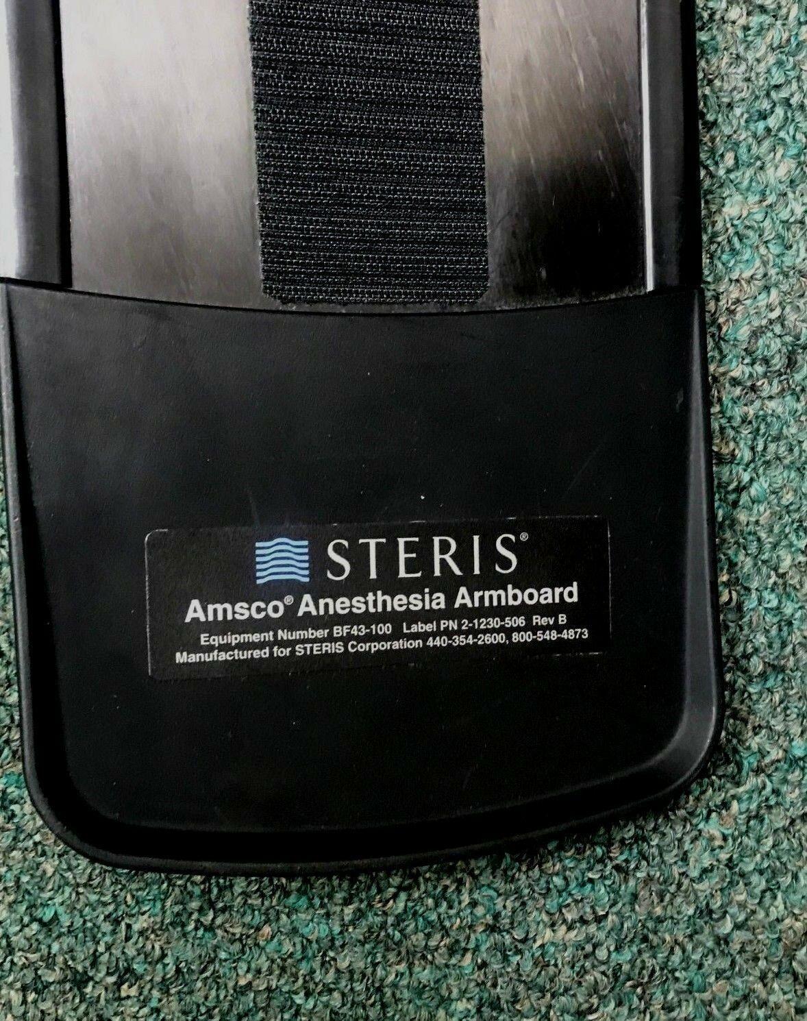 Steris AMSCO Anesthesia Armboard Model P141210