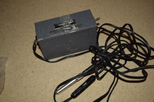 ++ ULTRA VIOLET PRODUCTS INC MODEL SCT-1 POWER SUPPLY W/ ULTRAVIOLET PENCIL