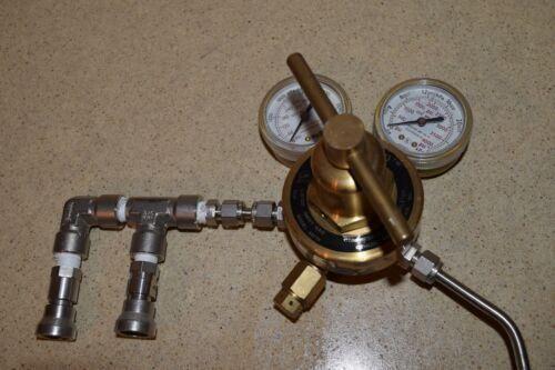 GENTEC COMPRESSED GAS REGULATOR (BB)