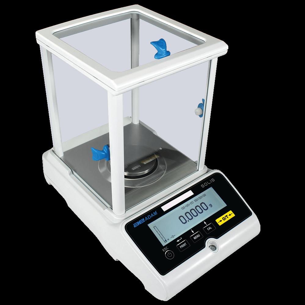 Adam Equipment Solis Analytical and Semi-Micro Balances - SAB 124i