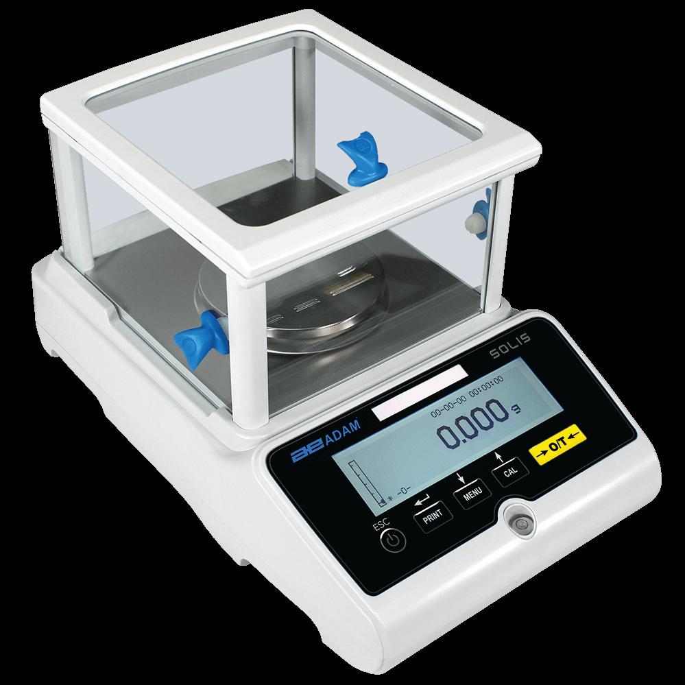 Adam Equipment Solis Precision Balances - SPB 2103i