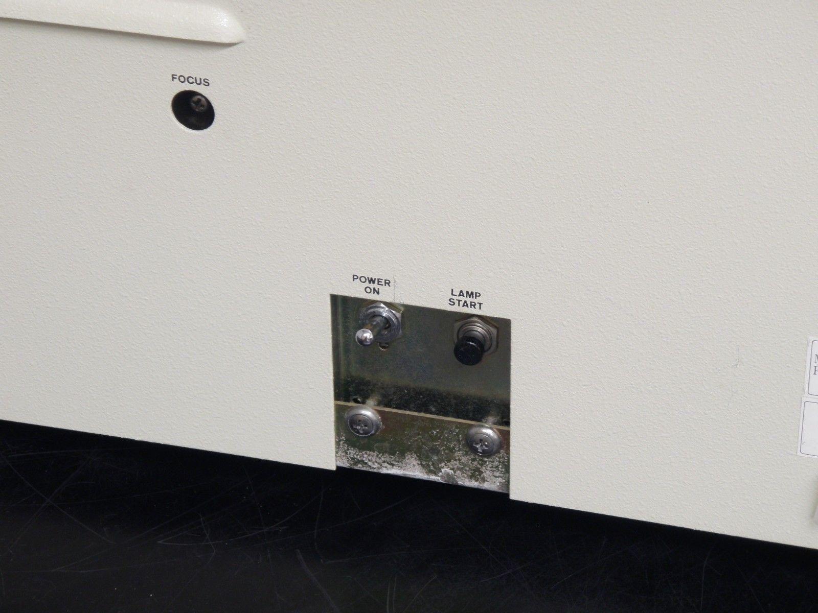 Hitachi  F-1050 Fluorescence Spectrophotometer