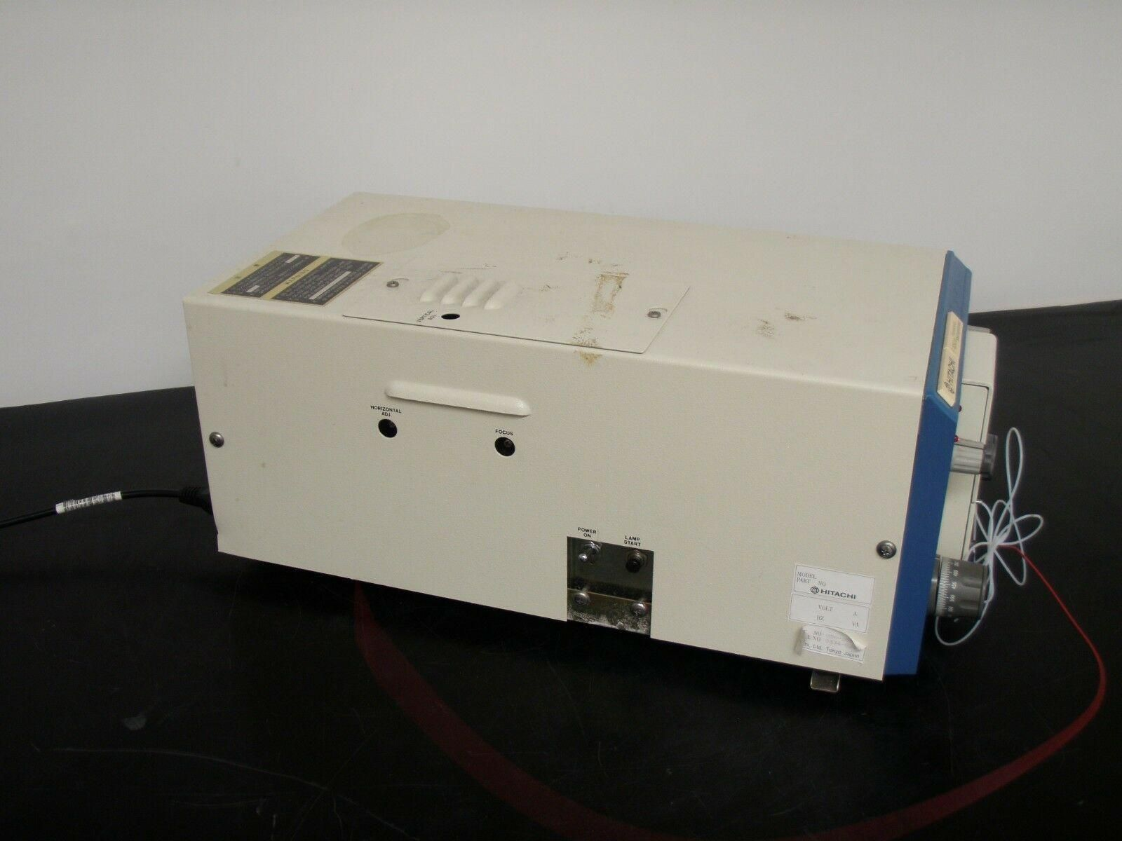 Hitachi  F-1050 Fluorescence Spectrophotometer