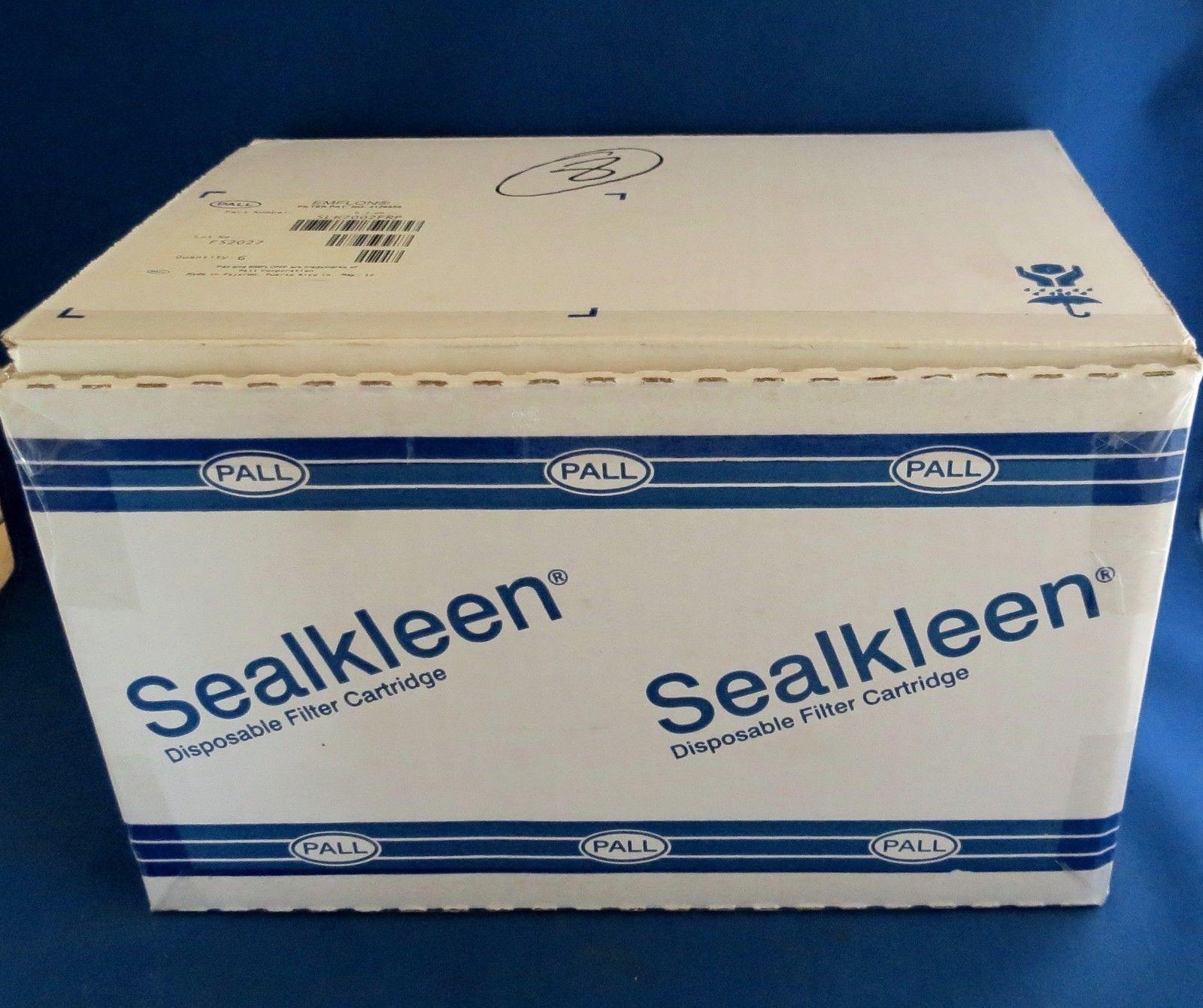 Pack 6 Pall Emflon Gas Filters 0.2um SLK7002FRP