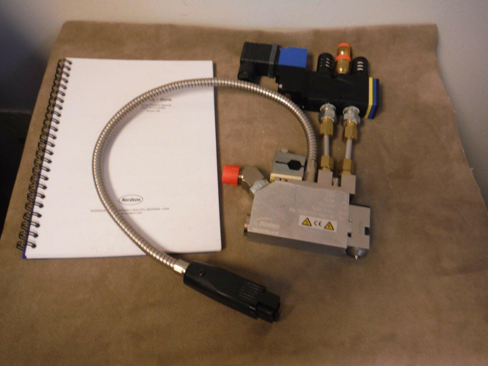 Nordson MiniBlue Gun Module 230V 100W Model: MIB-R1200TTSIAF41SGA-00