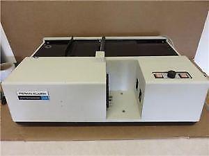 Perkin Elmer Infrared Spectrophotometer 727B- Parts Only