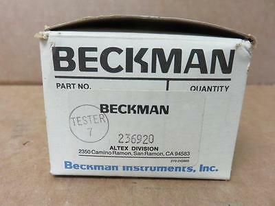 Beckman Altex 236920 Replacement Light Bulb with Housing- New