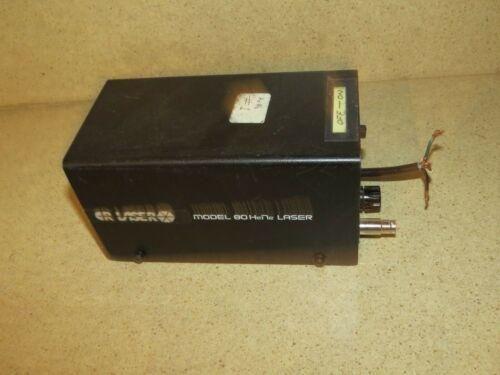 ^^ CR LASER MODEL 80 HENE LASER - MODEL # CR80-5SP