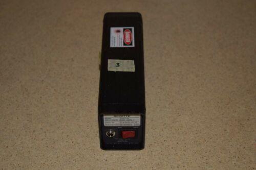 ^^ UNIPHASE NOVETTE MODEL 1507-0 12VDC AMPS .7 (AB)
