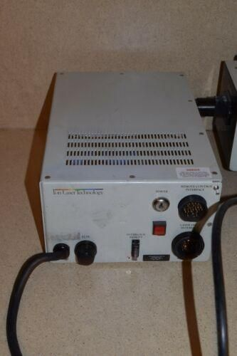 ION LASER TECHNOLOGY POWER SUPPLY, LASER & CONTROLLER