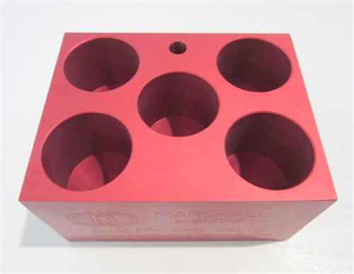 Modular Heating Block 50ml - 5 Position