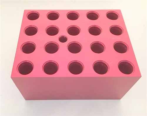 Modular Heating Block - 20 Position - 11mm Hole Diameter