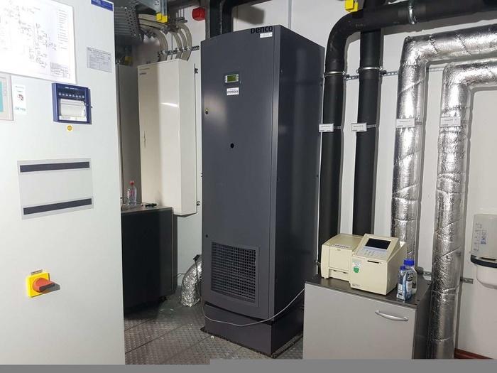 GEA DENCO HVAC System