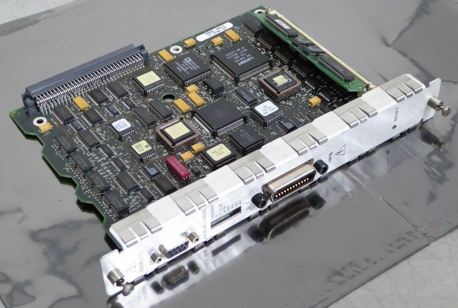 T158046 HP Agilent 05990-65412 Smart Card II SC 512 MS for 5973 MSD