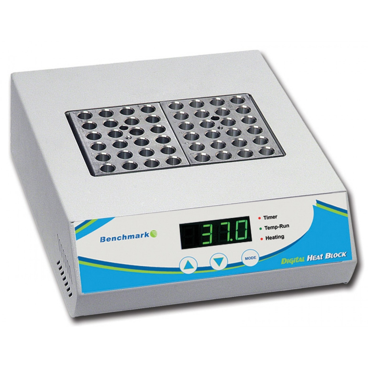 Benchmark Two-Block Digital Dry Bath